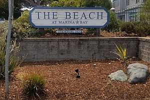 Browse active condo listings in THE BEACH